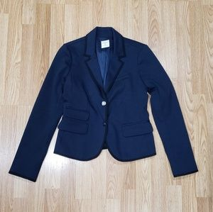 Women's Gap Navy Blue Academy Blazer Size 0